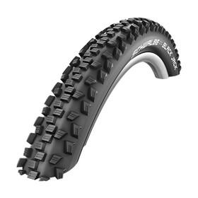 """SCHWALBE Black Jack Bike Tyre 18"""" K-Guard wire black"""